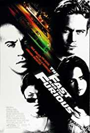 Poster Fast and the Furious 2001 Rob Cohen