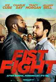 Poster Fist Fight 2017 Richie Keen