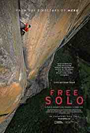 Poster Free Solo 2018 Jimmy Chin and Elizabeth Chai Va
