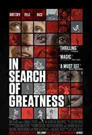Poster in Search of Greatness 2018 Gabe Polsky
