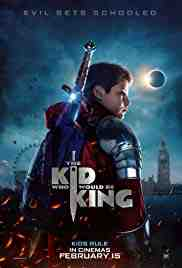 Poster Kid Who Would Be King 2019 Joe Cornish