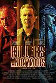Poster Killers Anonymous 2019 Martin Owen