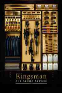 Poster Kingsman the Secret Service 2015 Matthew Vaughn