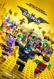Poster Lego Batman Movie 2017 Chris Mckay