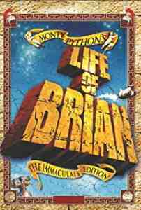Poster Life of Brian 1979 Terry Jones
