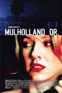 Poster Mulholland Drive 2001 David Lynch