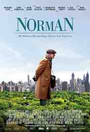 Poster Norman the Moderate Rise and Tr 2016 Joseph Cedar