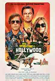 Poster Once Upon a Time  in Hollywoo 2019 Quentin Tarantino
