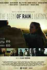 Poster Scent of Rain and Lightning 2017 Blake Robbins