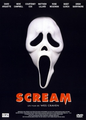 Scream film poster