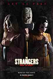 Poster Strangers Prey at Night 2018 Johannes Roberts