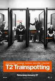 Poster T2 Trainspotting 2017 Danny Boyle