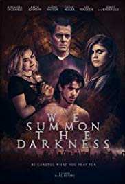 Poster We Summon the Darkness 2019 Marc Meyers
