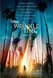 Poster Wrinkle in Time 2018 Ava Duvernay