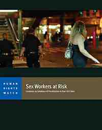 hrw sex workers at risk