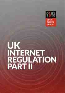 internet regulation part ii b