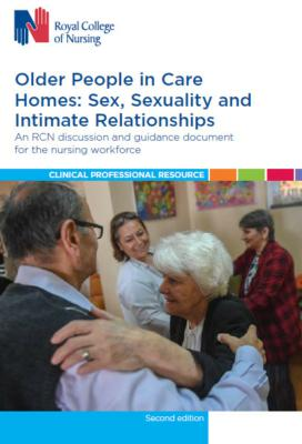 older people in care