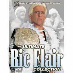 Ultimate Ric Flair Collection DVD cover
