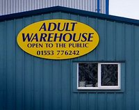 adult shop warehouse