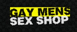 Gay Men's Sex Shop