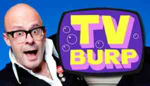 harry hill burp