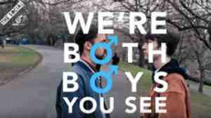 were both boys you see