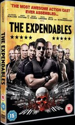 Expendables DVD Sylvester Stallone