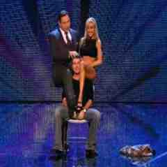 britains got talent lap dancing video