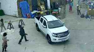 isuzu zombie advert video
